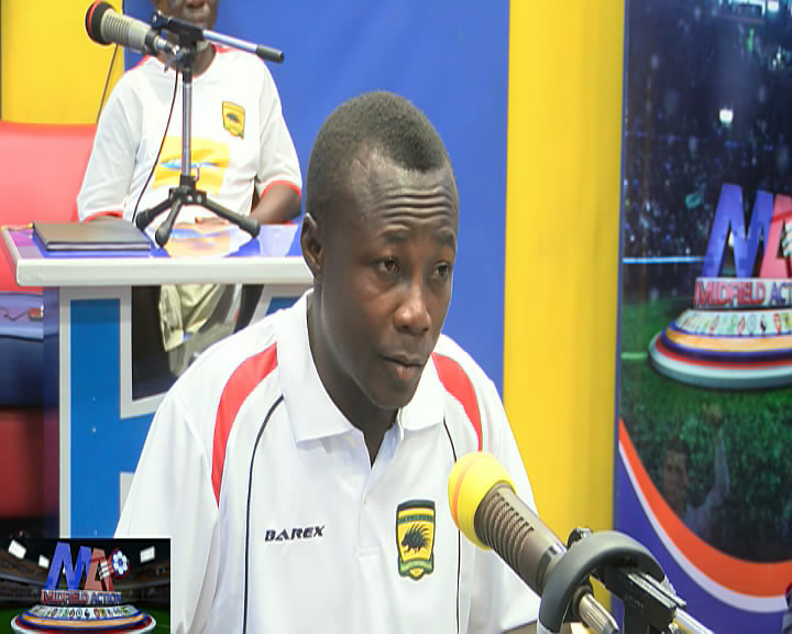 Asante Kotoko spokesperson Sarfo Duku insists they will progress to the group stage of CAF Confederation Cup