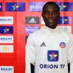 Ghanaian youngster Mohammed Lamine joins Slovakian side AS Trenčín