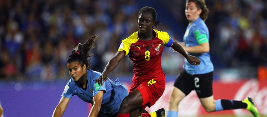 VIDEO: Black Maidens captain Mukarama Abdulai tells story about her beginning and future