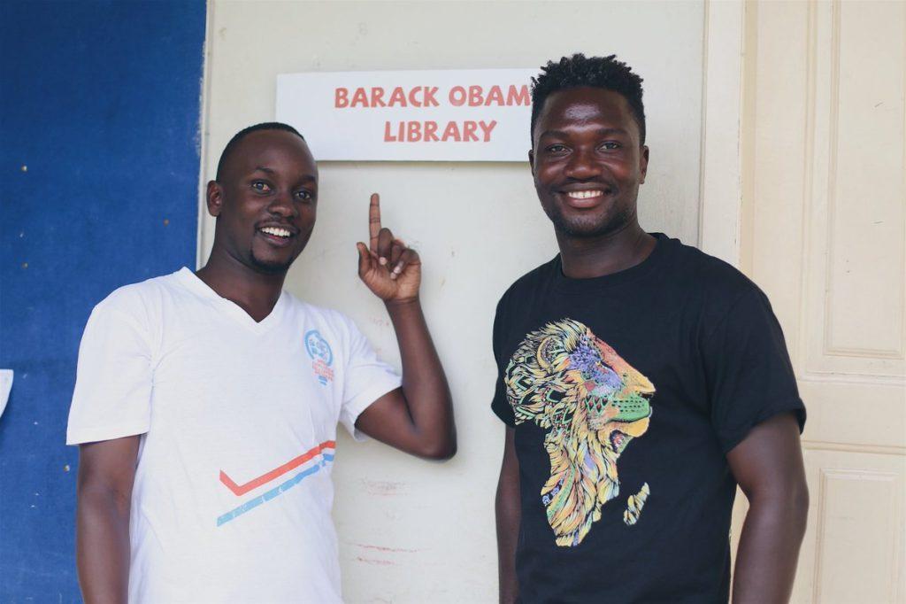 President Barack Obama selects ex-Ghana footballer for Africa leadership programme