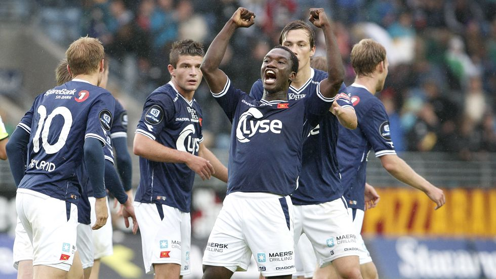 Osei Gyan played for several clubs in Europe after training at Right to Dream