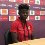 AWCON 2018: Black Queens winger Priscilla Okyere full of confidence ahead of Mali clash