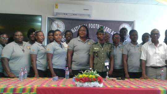 Immigration officer Anita Mintah Wiredu appointed Black Queens' welfare officer