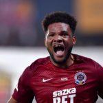 English Premier League clubs jostling to sign Sparta Prague striker Benjamin Tetteh