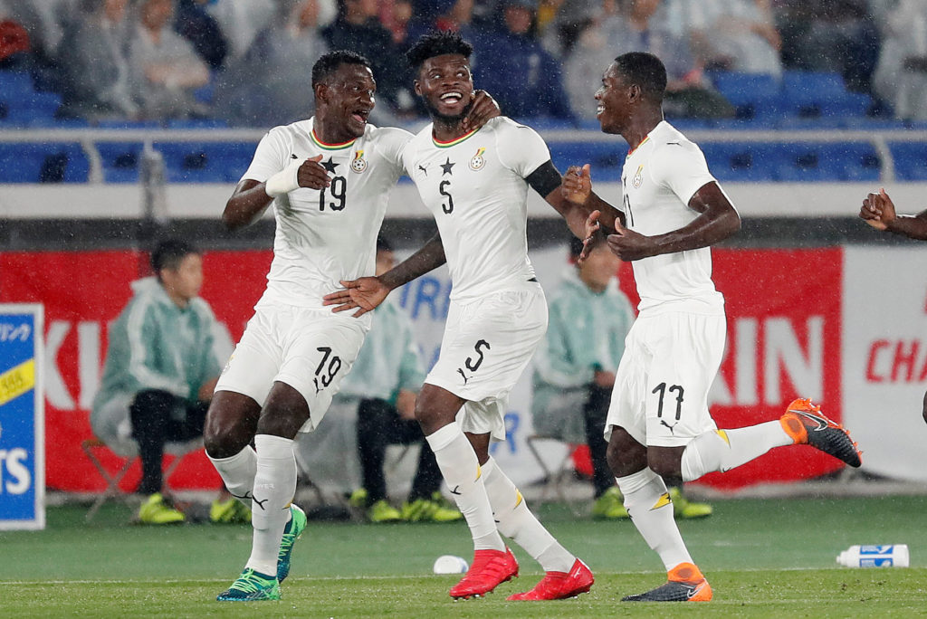 Black Stars need unity to win 2019 AFCON - Thomas Partey