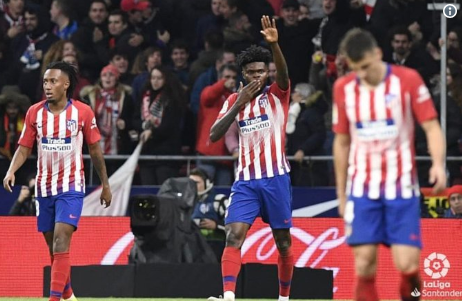 Performance of Ghanaian players abroad wrap up: Boateng, Duncan, Adjapong shine for Sassuolo, Partey excels for Atlético Madrid as Asamoah endures difficult day in Bergamo