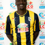 Ghanaian youngster Bismarck Ngissah on target for Viterbese in win over Bisceglie