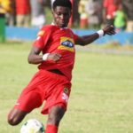 CAF Confederation Cup: Asante Kotoko defender Agyemang Badu sets sights on victory against Kariobangi Sharks