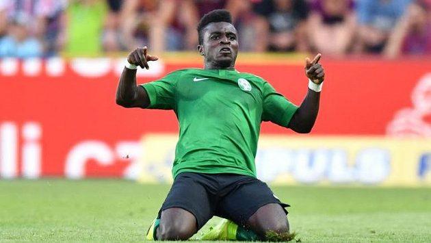 Ghanaian midfielder Emmanuel Antwi hits target as FK Pribram rally to beat Sigma Olomouc