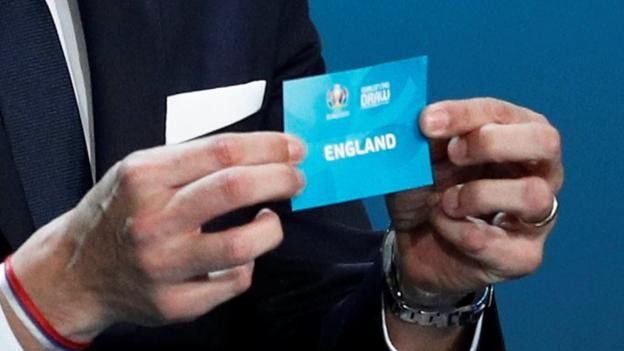 Euro 2020 Draw England Avoid Germany But Northern Ireland Face
