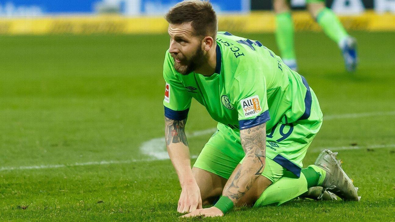 Schalke reduced to 'spoilers' in Revierderby as Dortmund eye first Bundesliga title since 2012