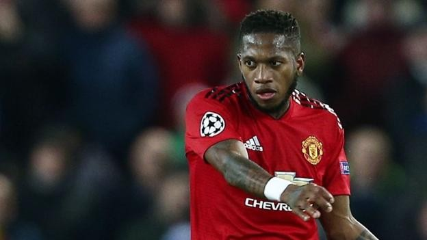Manchester United: Fred must wait until team 'better balanced' - Mourinho