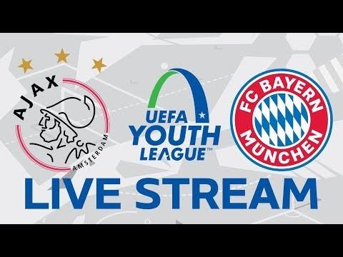 Ajax vs. Bayern: UEFA Youth League LIVE!