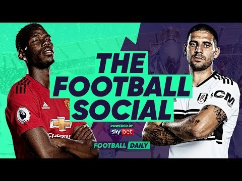 LIVE: Manchester United vs Fulham | Will Ranieri Add to Mourinho's Woes? | #TheFootballSocial