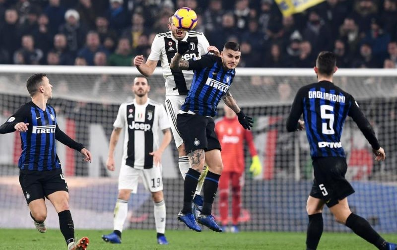 Bonucci: Chiellini and I did our jobs by stopping Inter