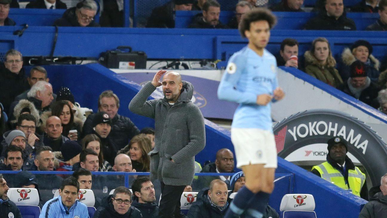 The Premier League has a title race; can Man City handle the pressure?