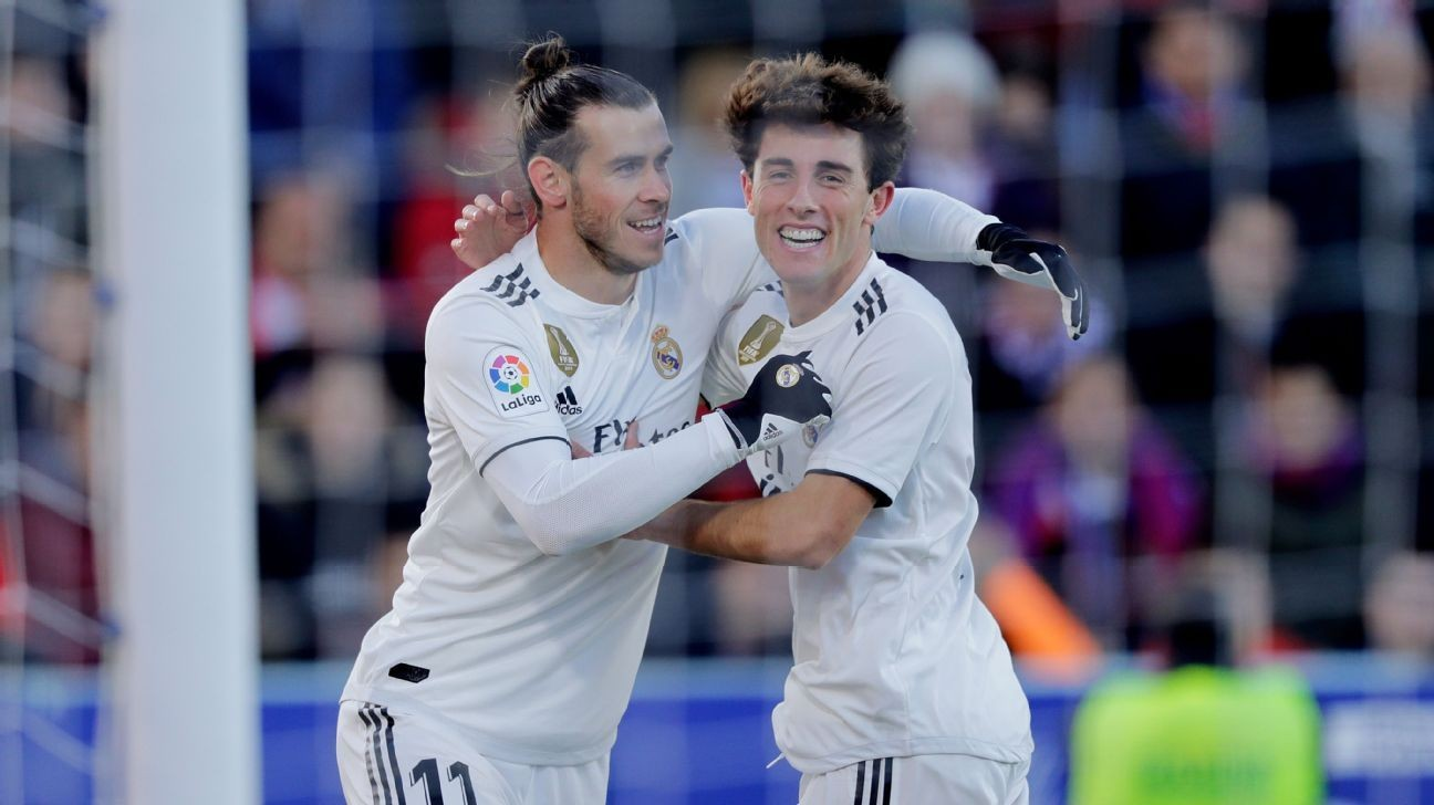 Gareth Bale, Sergio Ramos 8/10 as Real Madrid sneak a win at Huesca