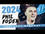 FODEN SIGNS NEW DEAL! | Exclusive Interview