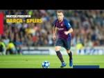 BARÇA - TOTTENHAM | Match preview