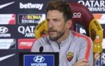 Di Francesco: I cannot defend Roma's defensive play