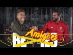 BEZZIES with Alisson and Firmino | Who is Bobby's favourite Brazilian? Is Salah the best 'keeper?