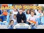 Phil Foden Back to School | Surprise!