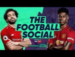 LIVE: Liverpool vs Manchester United | Can Mourinho Deliver a Derby Win? | #TheFootballSocial