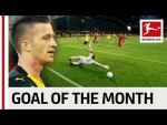 Marco Reus - November 2018's Goal of the Month Winner