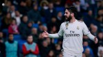 Real Madrid's Santiago Solari: Isco did not confront angry fans in Champions League defeat