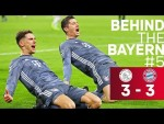 EXCLUSIVE: Champions League vs. Ajax Amsterdam 3-3 | Behind the Bayern #5