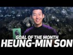 HEUNG-MIN SON WINS GOAL OF THE MONTH!