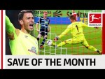 Top 5 Saves in November 2018 - Vote For Your Save Of The Month