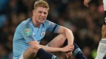 Kevin de Bruyne: Pep Guardiola says Man City midfielder finished last season 'exhausted'