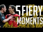 Liverpool V Manchester United | 5 FIERY MOMENTS
