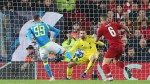 Liverpool keeper Alisson: Napoli save was like scoring winning goal