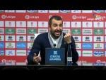 Rueda de prensa de Diego Martínez tras el Granada CF vs Real Oviedo (1-0)