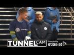 KDB IS BACK!   TUNNEL CAM   v Everton