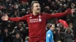 Xherdan Shaqiri strikes twice as Liverpool ease past Manchester United