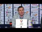 Rueda de prensa de Cristóbal Parralo tras el CA Osasuna vs AD Alcorcón (2-1)
