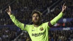 Levante 0-5 Barcelona: Report, Ratings & Reaction as Messi Hat-Trick Secures Important Win for Barca