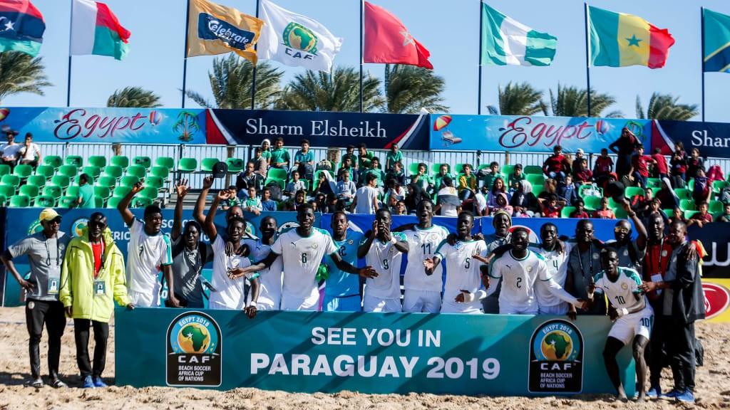 Senegal, Nigeria back at the Beach Soccer World Cup