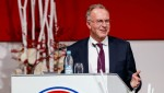 Bayern Munich Chairman Karl-Heinz Rummenigge Signs Two-Year Contract Extension