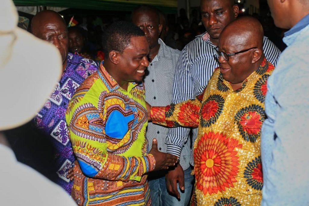 President Akufo-Addo commissions Lord's Wembley Plus mini stadium
