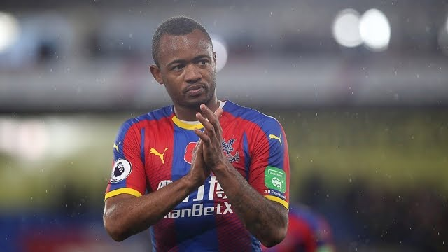 English side Crystal Palace seek to re-sign £5m-rated Ghana striker Jordan Ayew