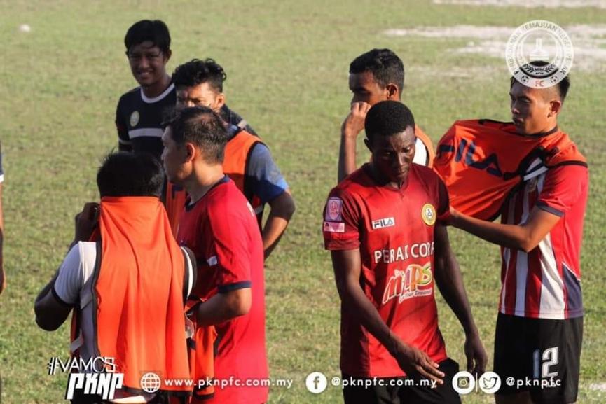 Ex-Hearts of Oak captain Thomas Abbey joins Malaysian top flight side PKNP FC