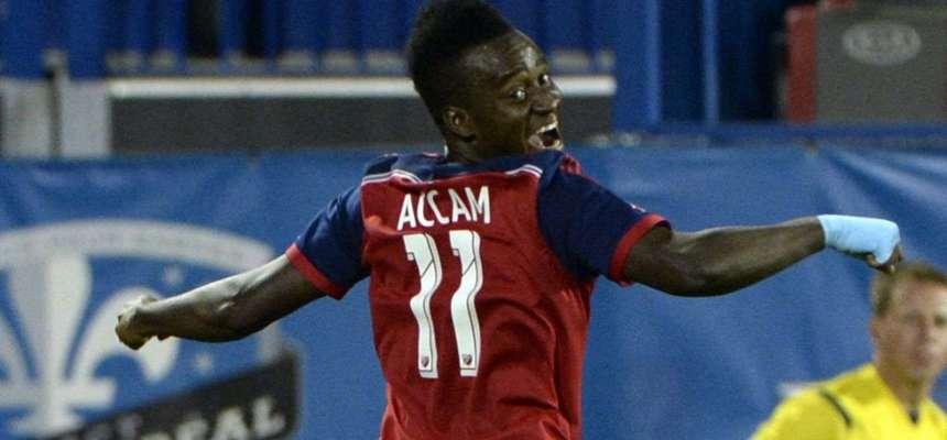 MLS star David Accam backs Kotoko to eliminate Kariobangi Sharks in CAF CC