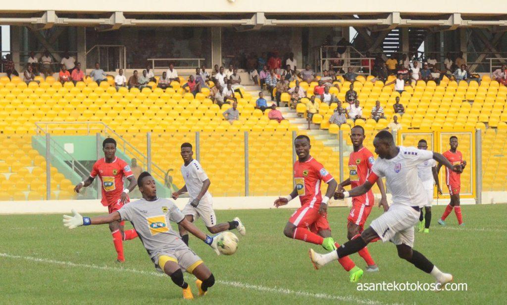 Fans of Asante Kotoko want the club to sign Inter Allies forward Victorien Adebayor