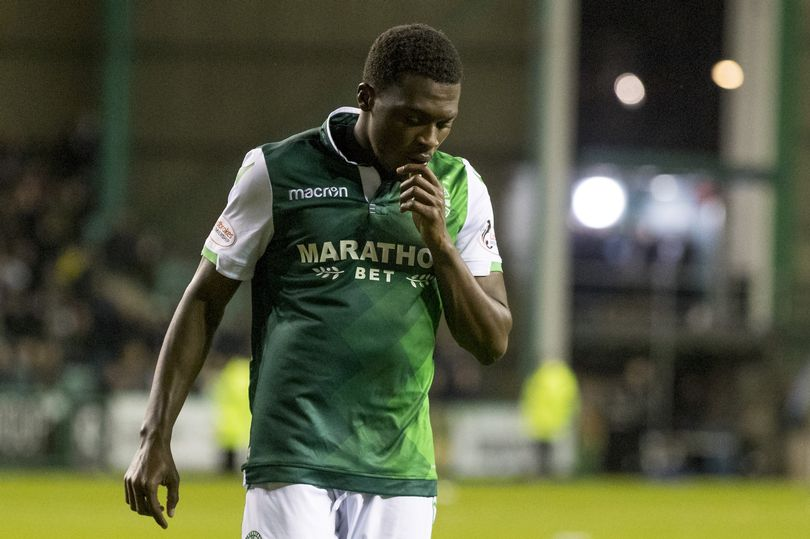 Hibernian manager Neil Lenon wants to keep Ghana winger Thomas Agyepong after loan deal ends