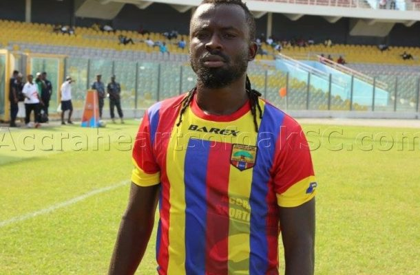Hearts of Oak show Malik Akowuah exit door after refusing midfielder new deal