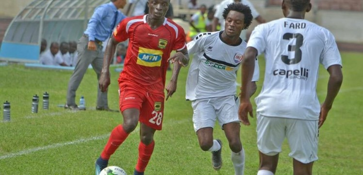 Asante Kotoko to battle Inter Allies in friendly ahead of CAF CC campaign